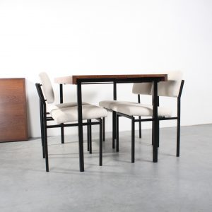 Tafel Martin Visser Spectrum stoelen dinner set design