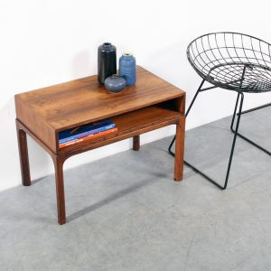 Aksel Kjersgaard rosewood design table palissander tafel