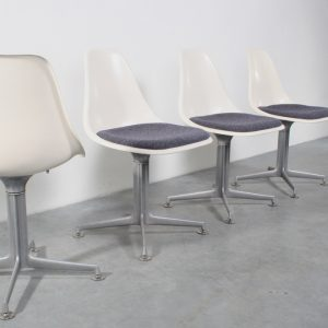 Arkana chairs design Maurice Burke stoelen