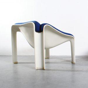 Artifort 300 design Pierre Paulin chair fauteuil