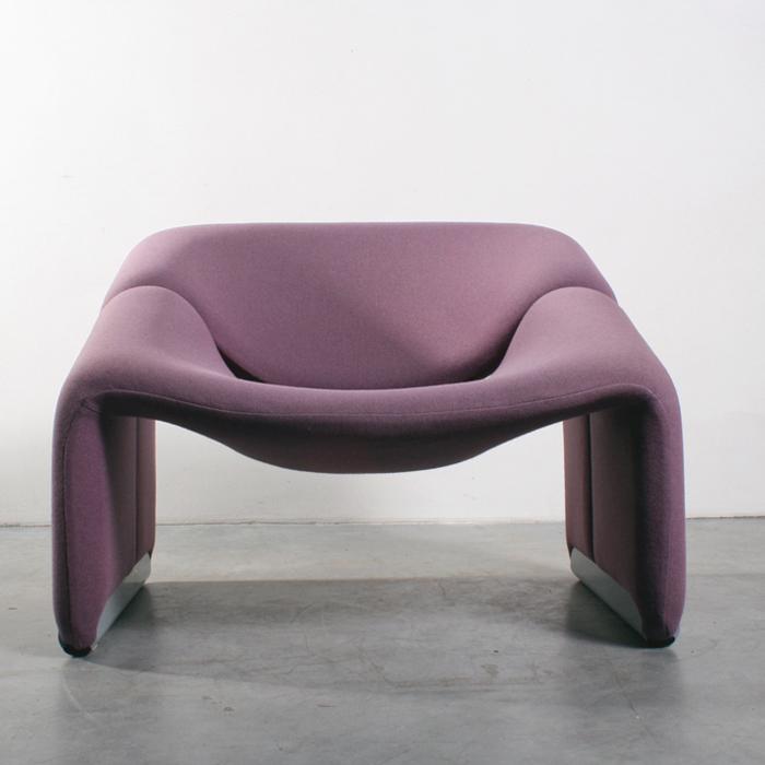 studio1900 artifort m chair design pierre paulin f598. Black Bedroom Furniture Sets. Home Design Ideas