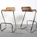 Bar stools design barkrukken retro Rohé Noordwolde