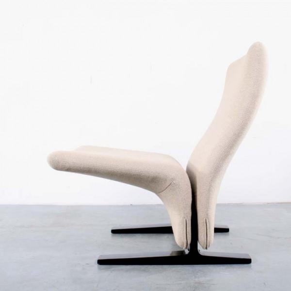 Fauteuil Artifort design Pierre Paulin Concorde Kwek