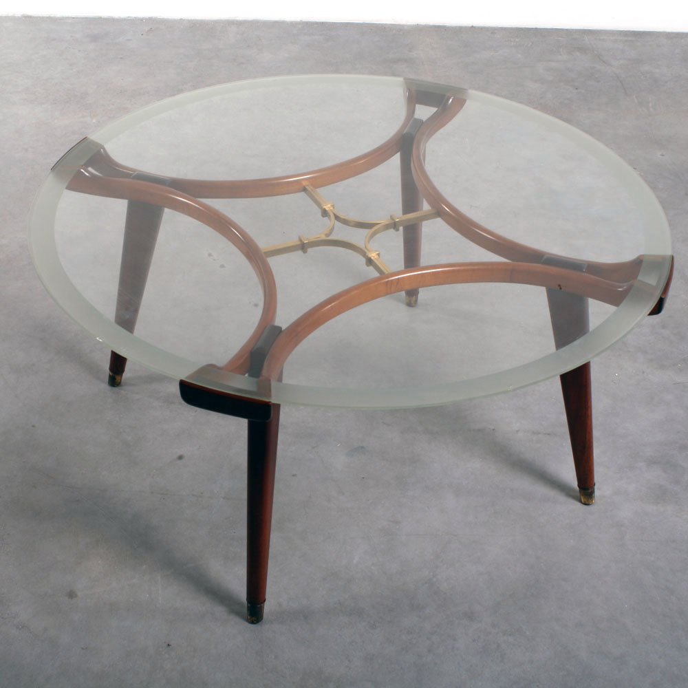 Fristho design William Watting coffee table Giordana Chiesa