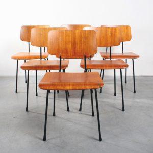 Gispen design stoelen Cordemeyer chairs