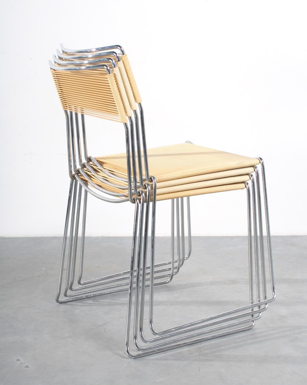 Alias Design Spaghetti Chairs Italy