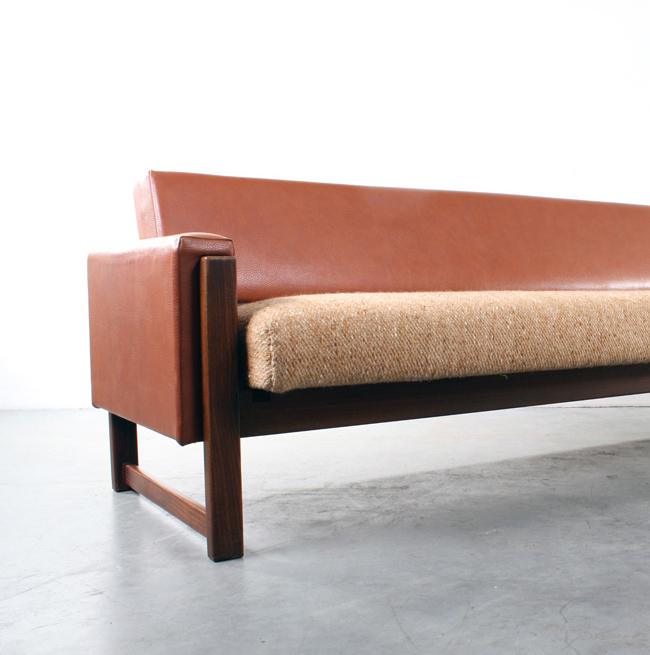Pastoe bank design sofa MX 01 daybed retro