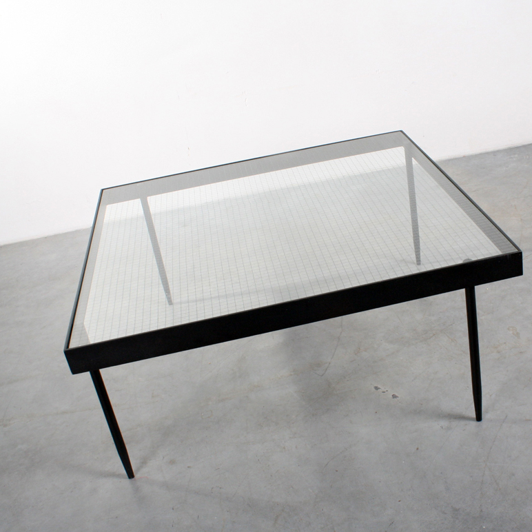 Salontafel Janni van Pelt design Bas coffee table