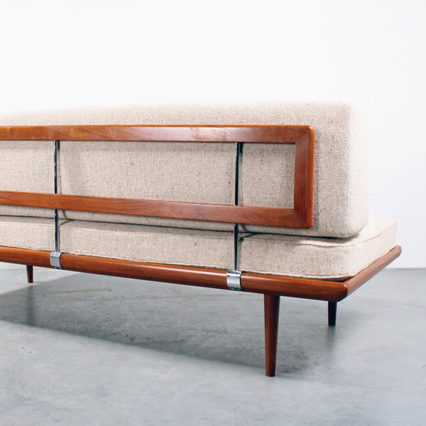 Sofa Minerva daybed Hvidt Moelgaard France and Son bank