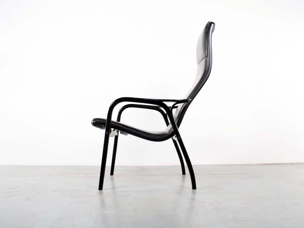 Swedese fauteuil Lamino chair design Yngve Ekstrom