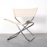 Z down chair design Erik Magnussen fauteuil folding