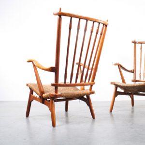 Fauteuil de Ster design chair Gelderland jaren 50