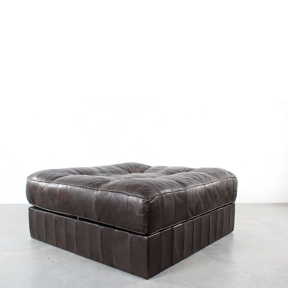De Sede DS88 hocker design footstool
