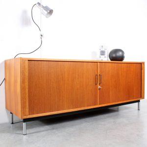 Eeka sideboard teak dressoir Dutch design office
