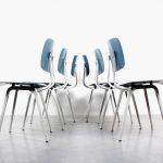 Revolt design Friso Kramer chairs stoelen Ahrend retro