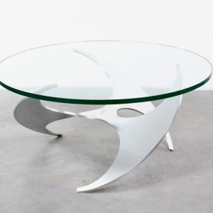 Propeller Knut Hesterberg coffee table design salontafel Ronald Schmitt