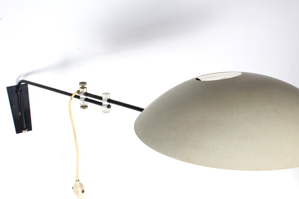 Louis Kalff NX23 lamp Philips design