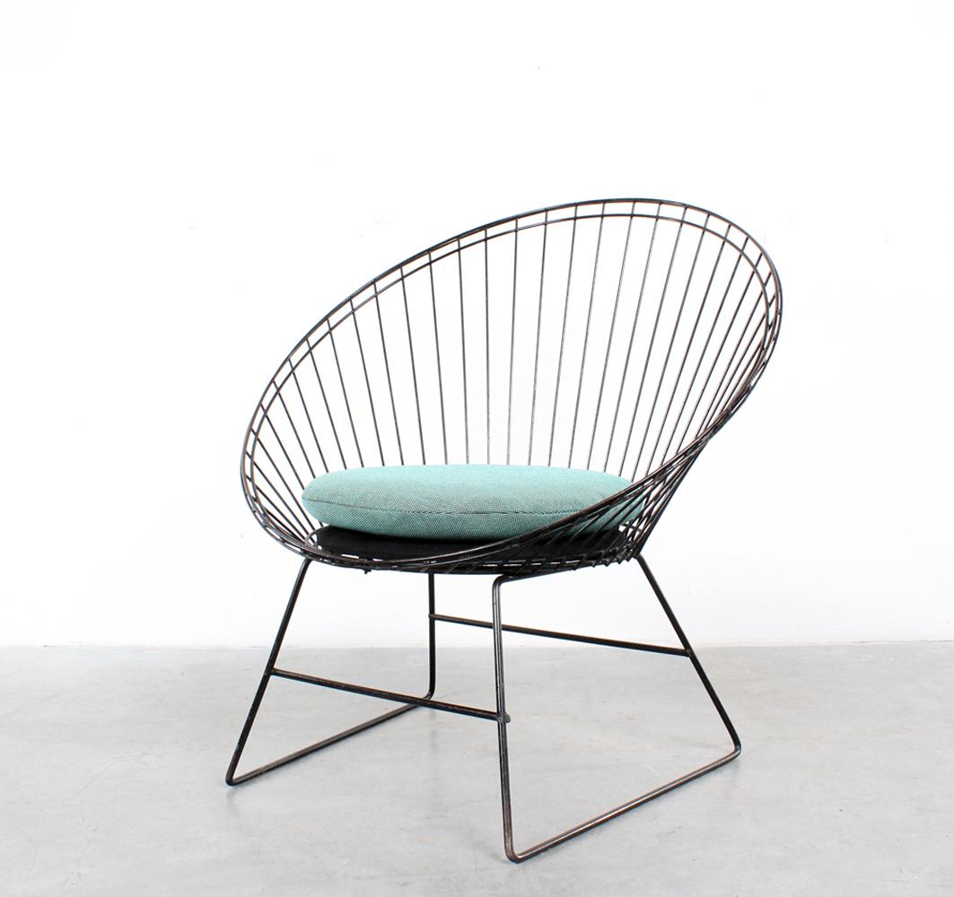 Pastoe chair design Braakman Tomado Dekker fauteuil