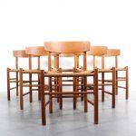 Borge Mogensen J39 chair FDB Mobler danish design stoelen
