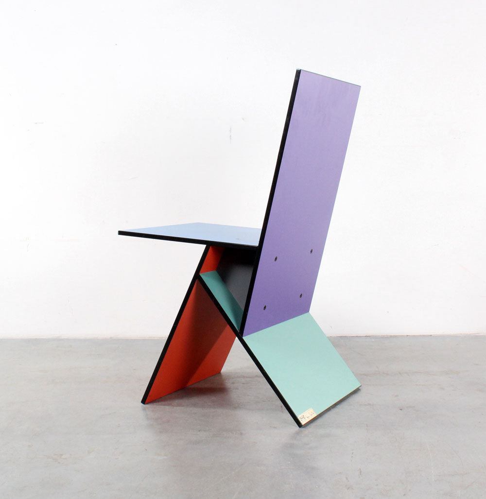 Vilbert chair design Verner Panton IKEA