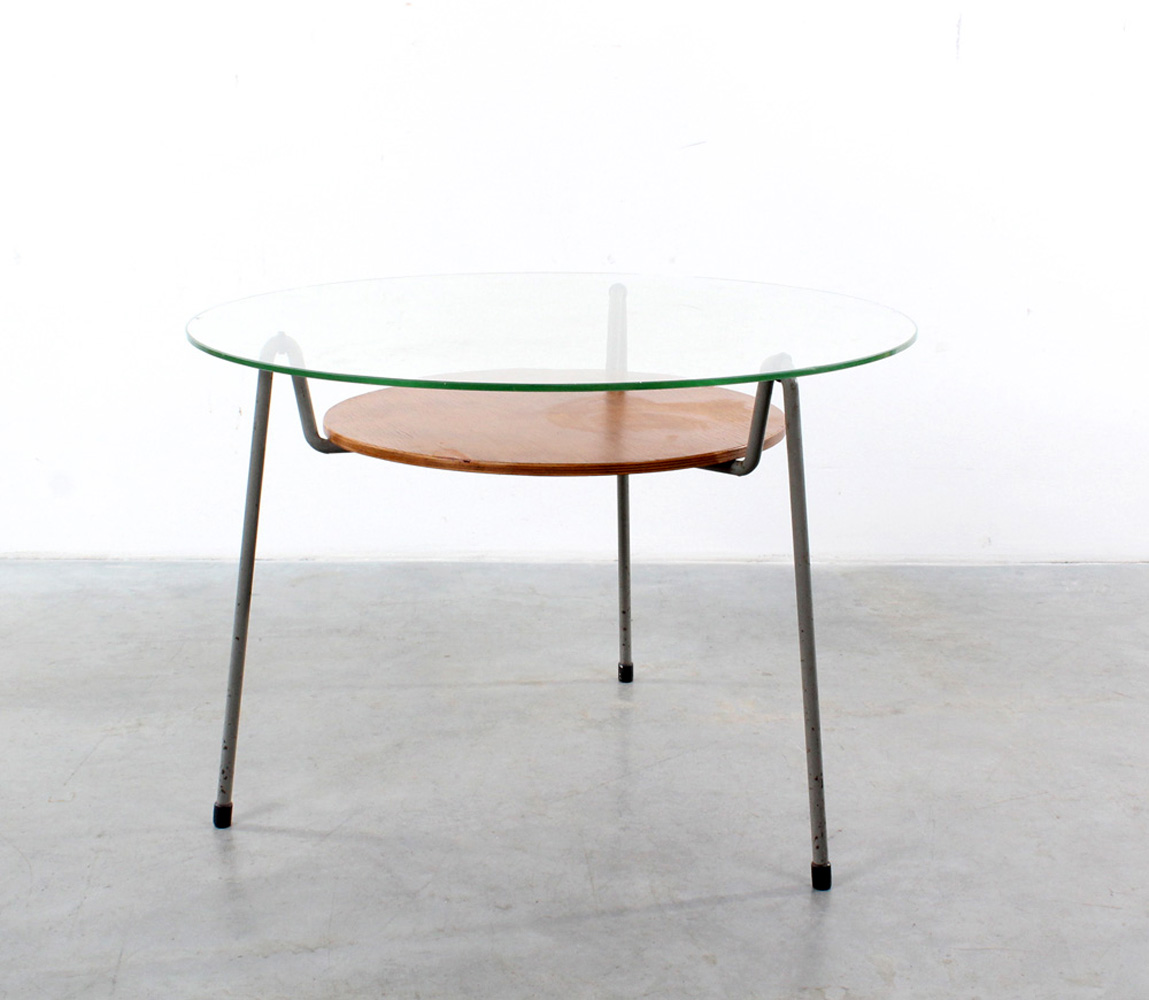 Gispen design Wim Rietveld coffee table salontafel Mosquito
