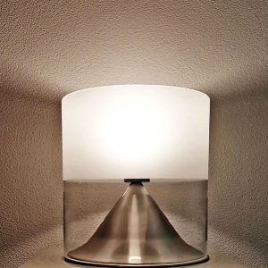 Raak table lamp design Mont Cenis