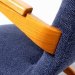 van Os arm chair design fauteuil fifties retro