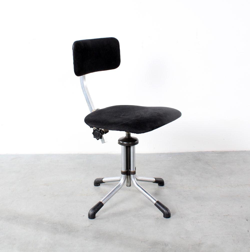 Gispen 360 desk chair design bureaustoel Hoffmann