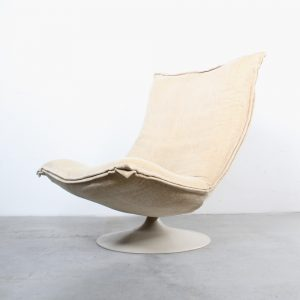 Artifort lounge chair design Harcourt fauteuil