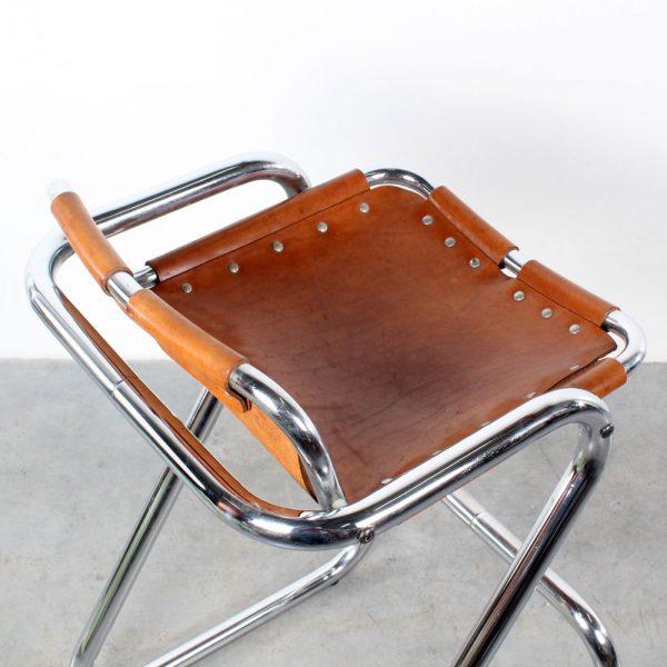 Perriand stool Les Arcs design barkruk retro