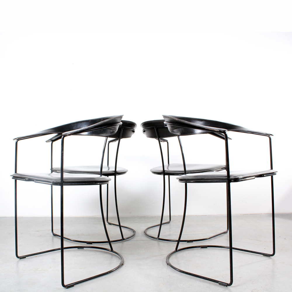 Arrben chairs design Italy stoelen