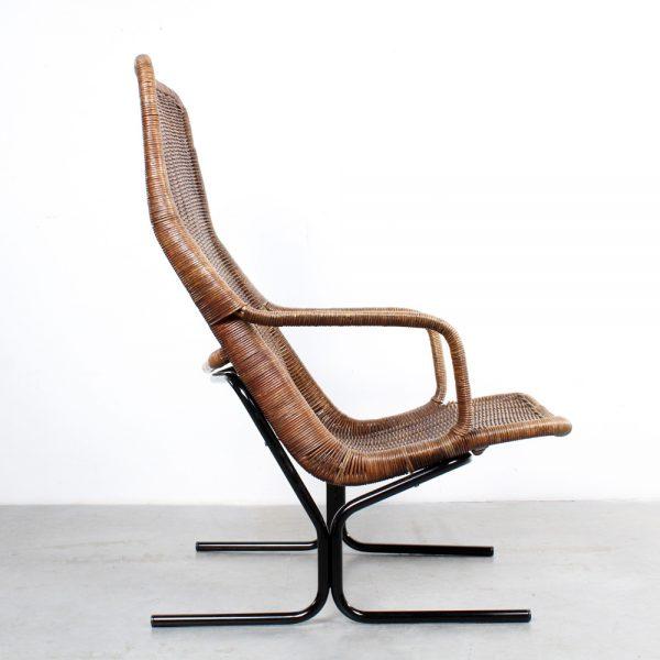 Dirk van Sliedregt chair design Gebr. Jonkers Noordwolde fauteuil