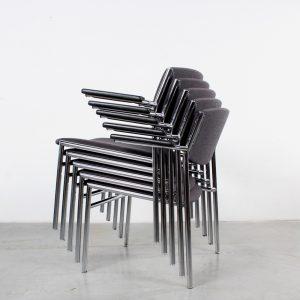 Gijs van der Sluis arm chairs design stoelen