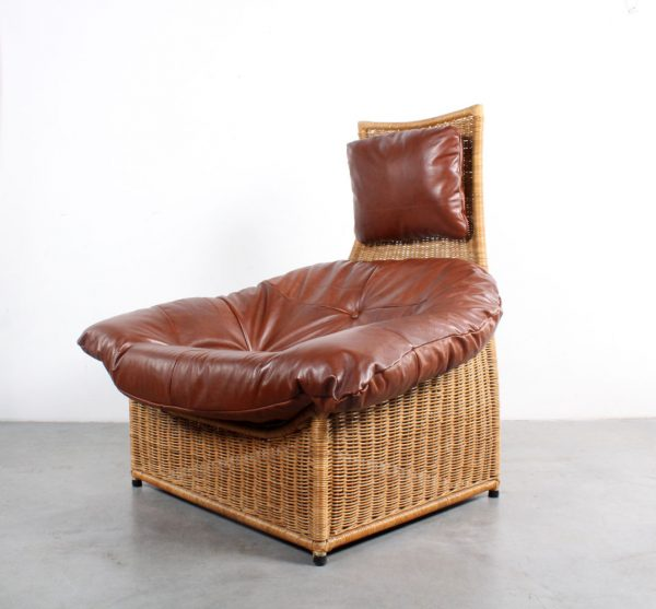 Montis rattan chair design Gerard van den Berg rotan