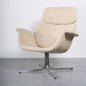 Artifort chair Big Tulip design Pierre Paulin fauteuil