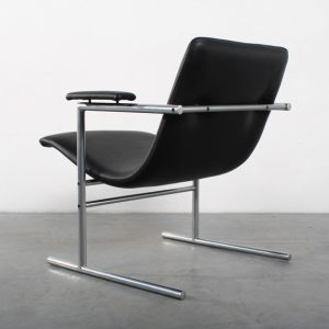 Oslo chair Rudy Verelst design Novalux fauteuil leathe