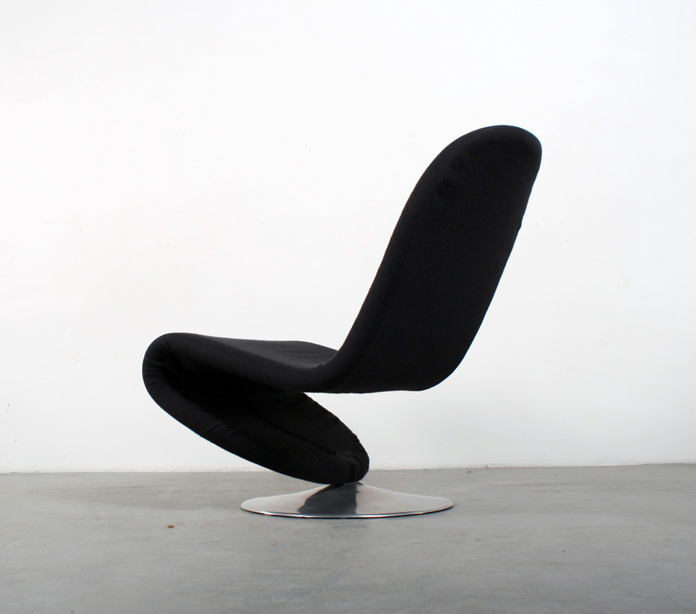 Studio1900 123 Chair Design Fauteuil Verner Panton