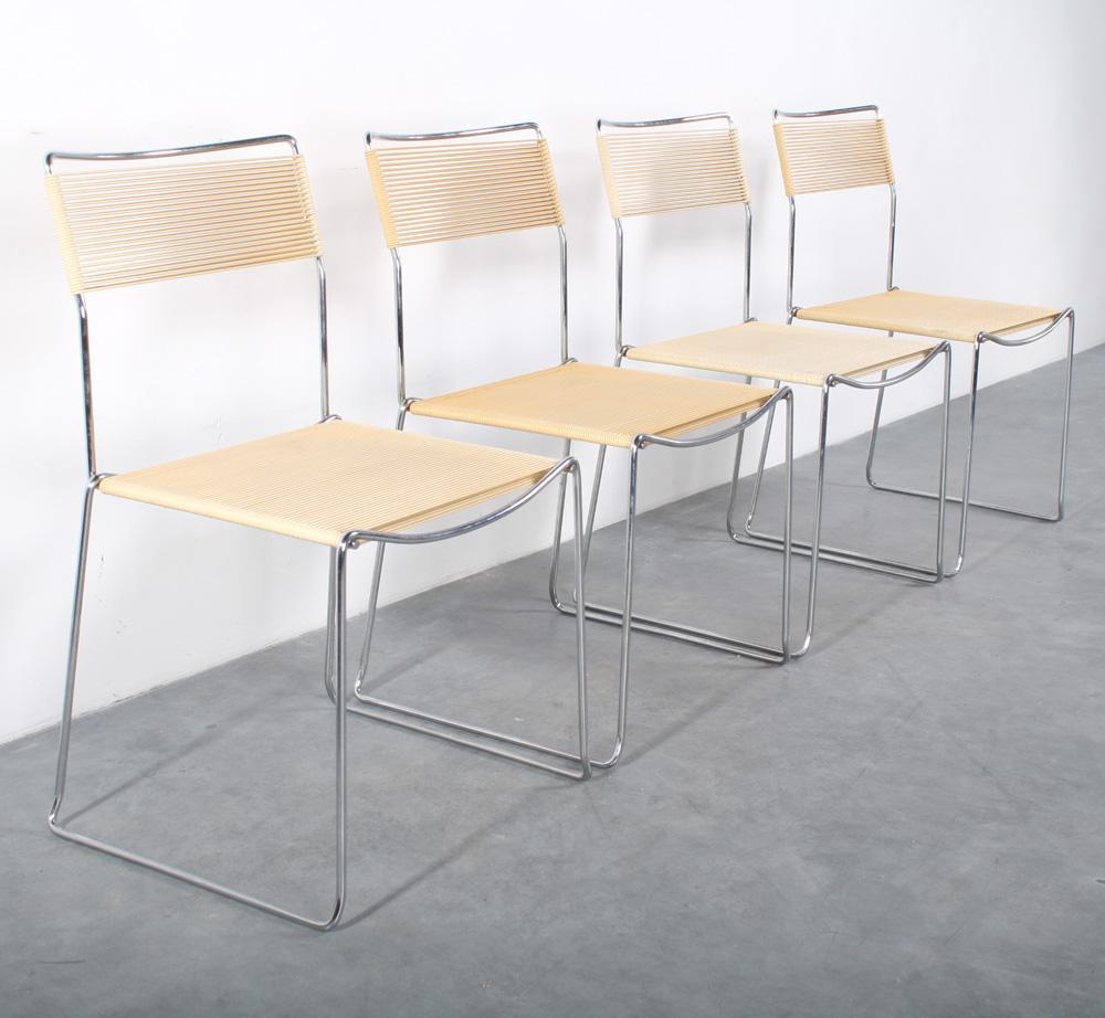 Alias Spaghetti design chairs Italy