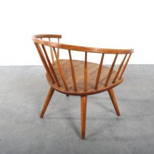 Arka chair design Yngve Ekstrom Stolfabriks AB Sweden