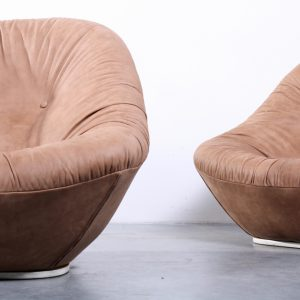 Artifort 500 chair design Pierre Paulin fauteuil