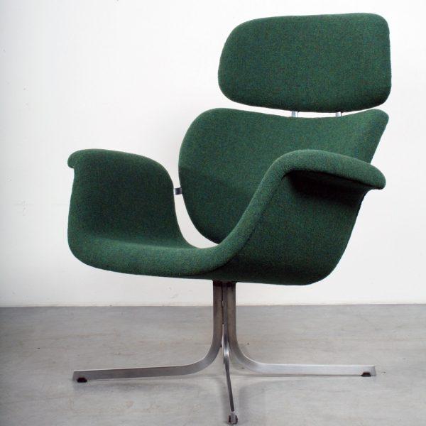 Artifort Big Tulip design Pierre Paulin retro sixties