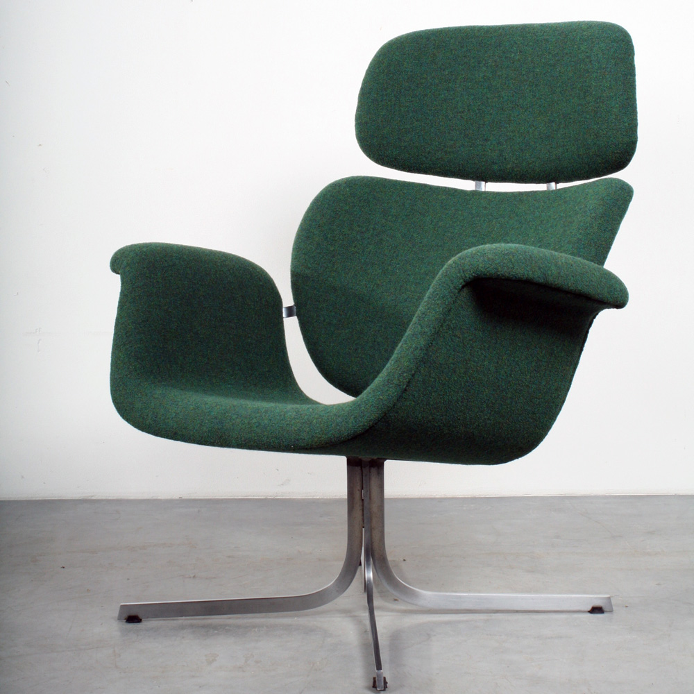 Design Salontafel Artifort.Artifort Big Tulip Chair Pierre Paulin Fauteuil Studio1900