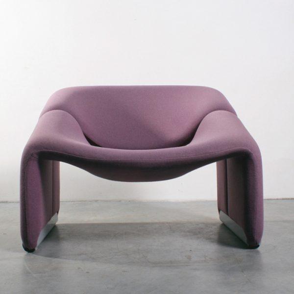 Artifort M-chair Groovy design Pierre Paulin F598 fauteuil