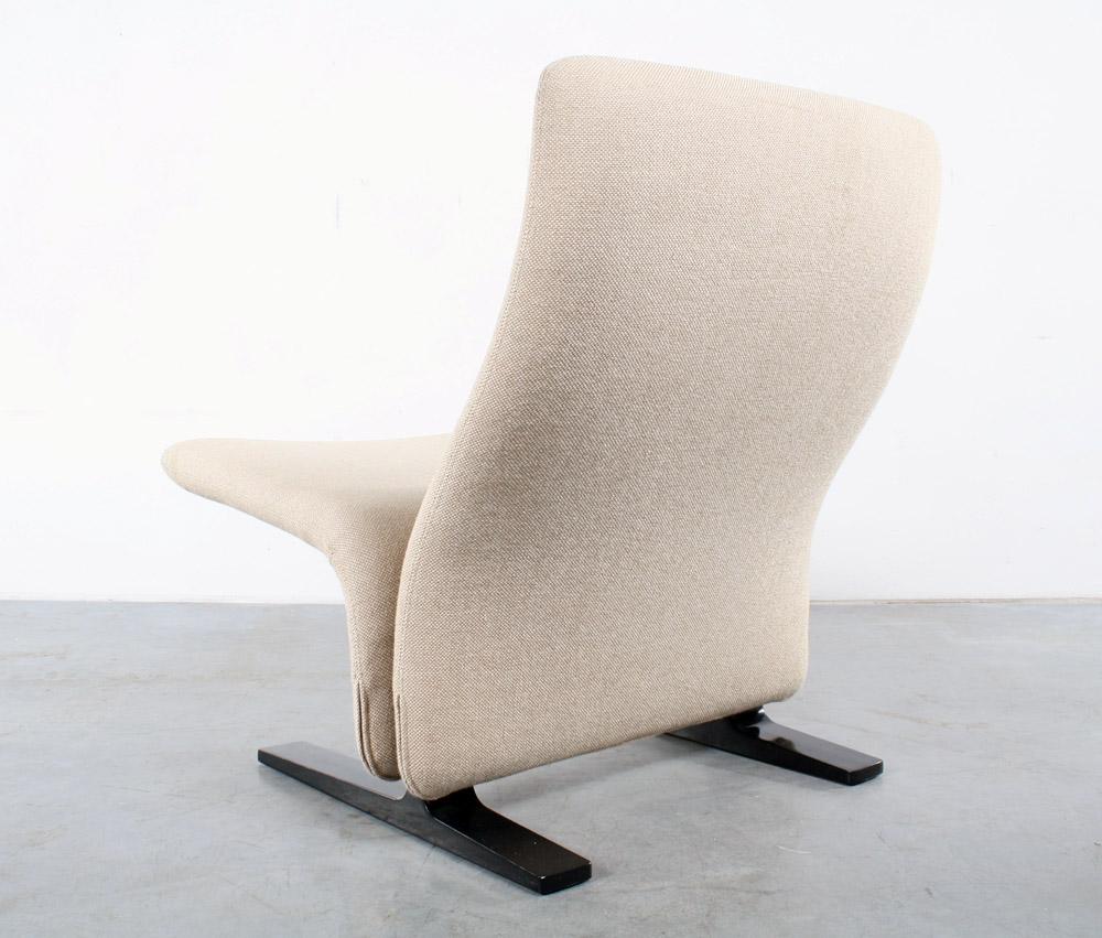 studio1900 artifort chair concorde design pierre paulin. Black Bedroom Furniture Sets. Home Design Ideas