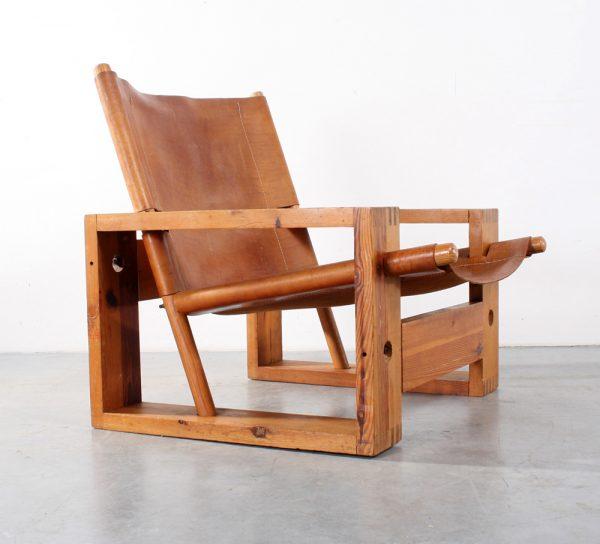 Ate van Apeldoorn chair design fauteuil Houtwerk Hattem
