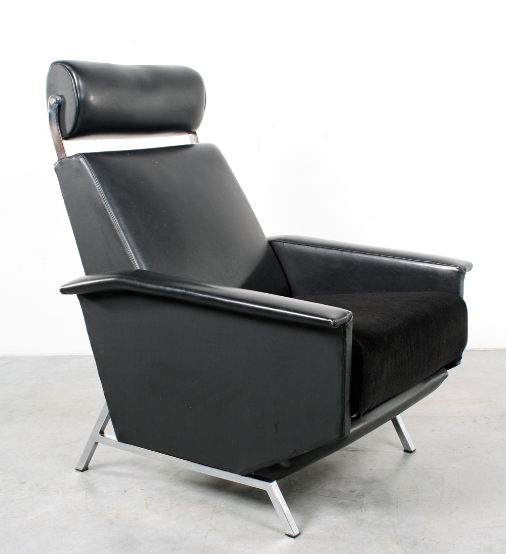 Studio1900 beaufort lounge chair design georges van rijk for Lounge chair kopie