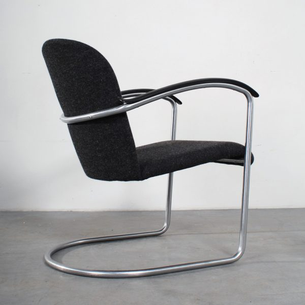 Gispen 414 design damesmodel fauteuil chair