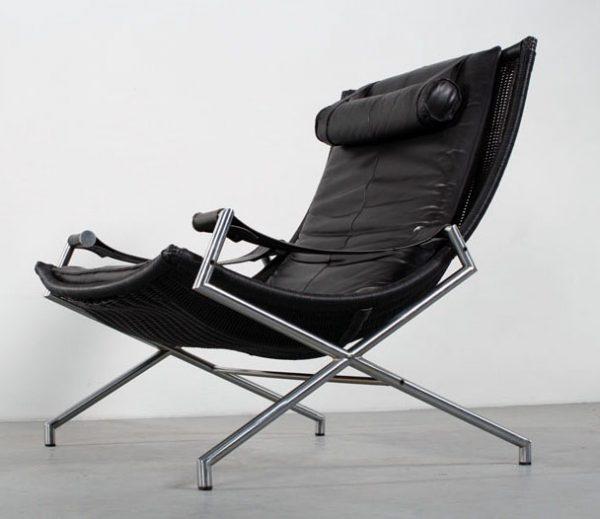 Rohé Noordwolde design Gerard Berg chair fauteuil