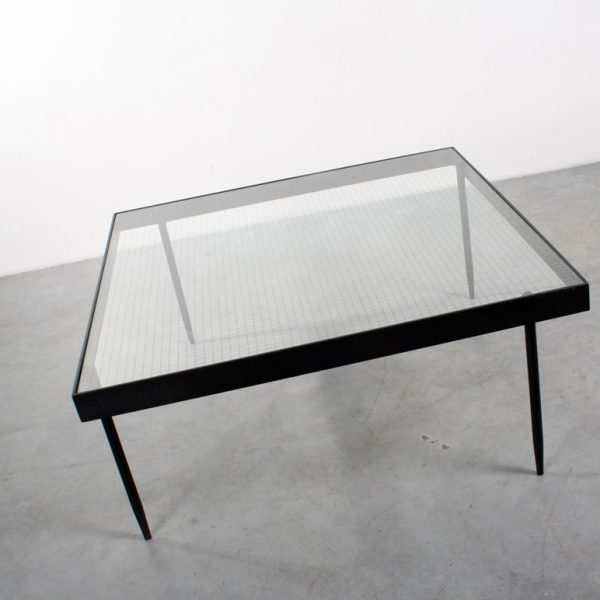 Salontafel Janni van Pelt design Bas coffee table
