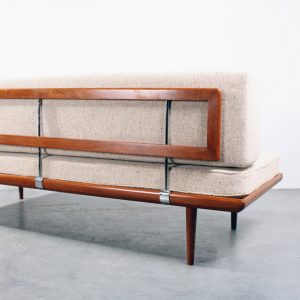 Sofa Minerva daybed Hvidt Moelgaard France and Son bank